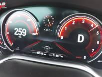 BMW 750 Acceleration 2016 تسارع بي ام دبليو 750